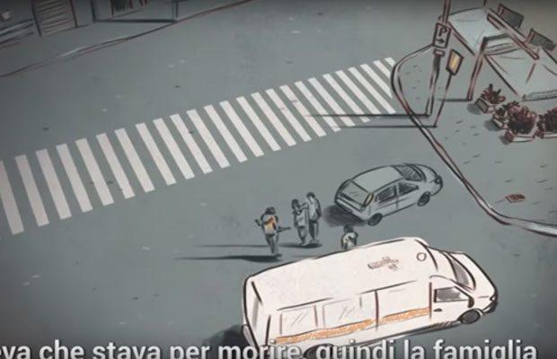 """""""Ambulanza della morte"""", si decide sul rinvio a giudizio per Davide Garofalo"""