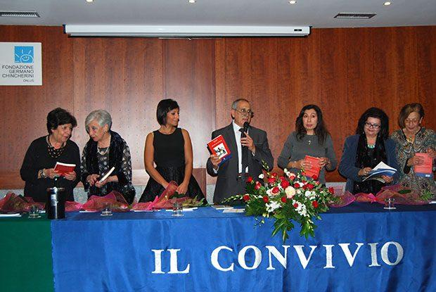 """Giardini Naxos. Premio internazionale """"Il Convivio"""""""