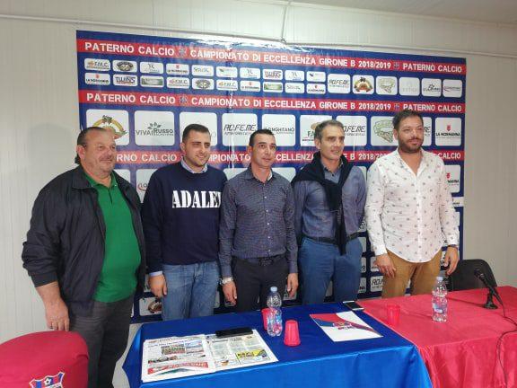 Calcio. Alessandro Santagati nuovo club manager del Paternó