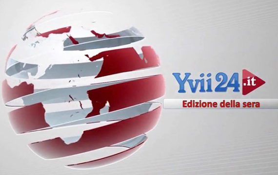 Yvii24 Notizie – Edizione di venerdì 15 febbraio 2019