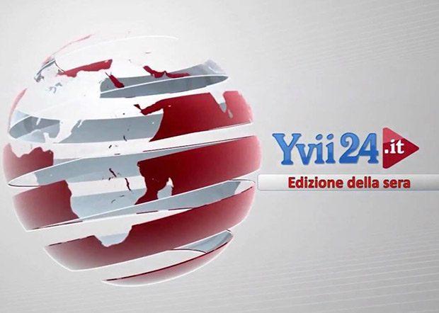 Yvii24 Notizie – Edizione di giovedì 19 settembre 2019
