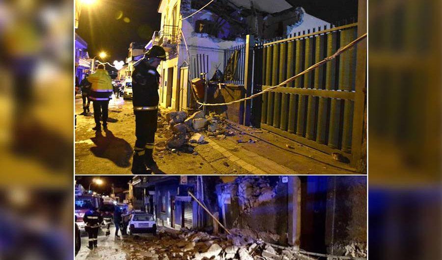 Terremoto. Fleri il centro più colpito. 28 i feriti