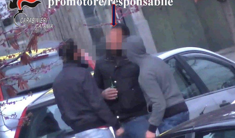 Bronte. Operazione antidroga, 12 arresti