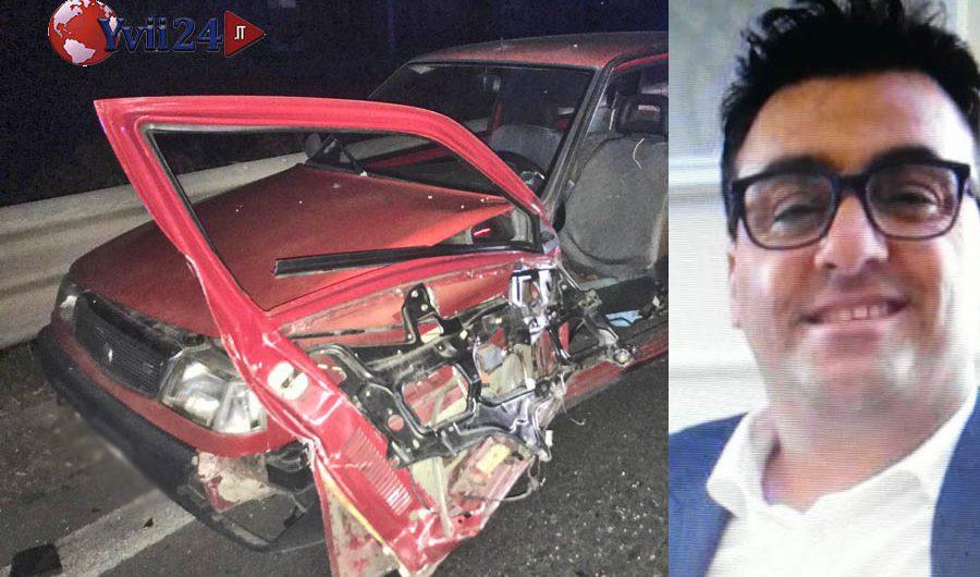 SS 121, travolto e ucciso automobilista. È il biancavillese Antonio La Cava