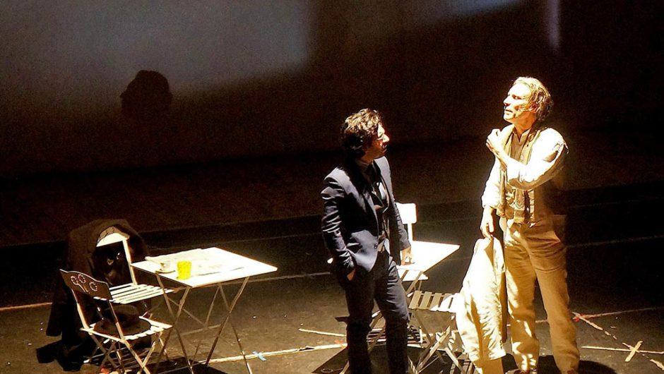"""Biancavilla. Al Teatro """"La Fenice"""" """"L'Uomo dal fiore in bocca"""" con Mario Opinato"""