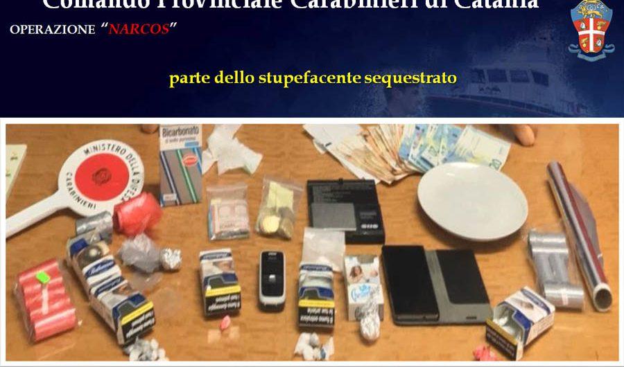 """Operazione antidroga """"Narcos"""": 17 arresti nel catanese"""