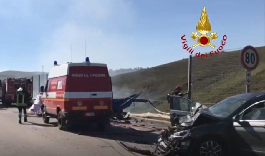 A19, morto in un incidente magistrato in servizio a Enna