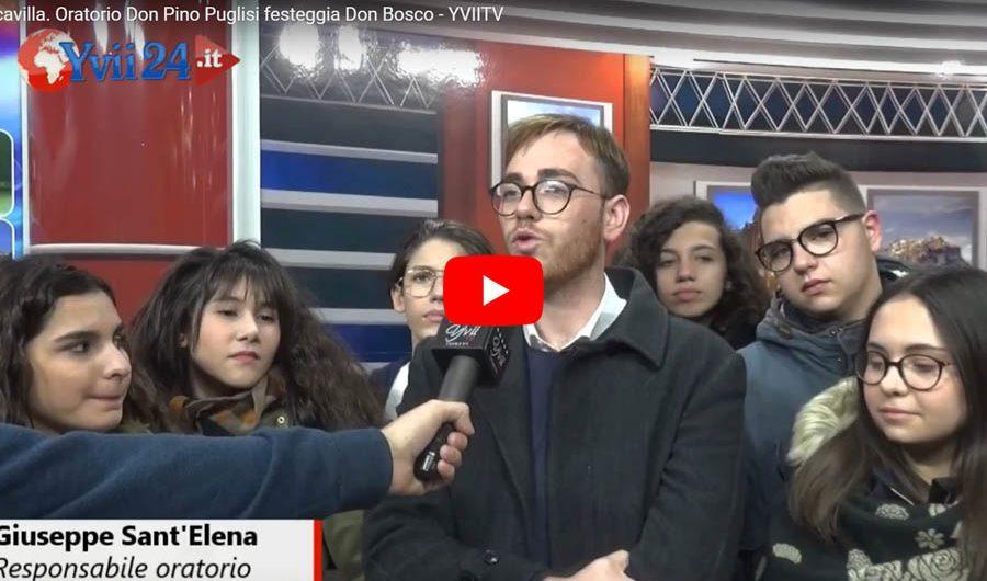 """Biancavilla. L'oratorio """"Don Pino Puglisi"""" festeggia Don Bosco"""
