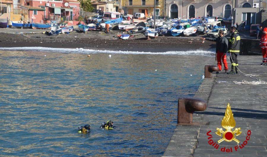 Acireale. Recuperati due dei tre corpi dei giovani caduti in mare