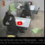 """Catania. Blitz """"Operazione Z."""" contro il clan Santapaola-Ercolano (VIDEO INTERCETTAZIONI E ARRESTI)"""