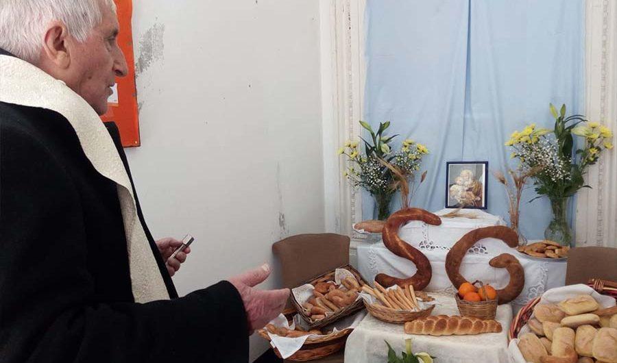 Santa Maria di Licodia. Anche il centro d'ascolto di via Verdi festeggia San Giuseppe