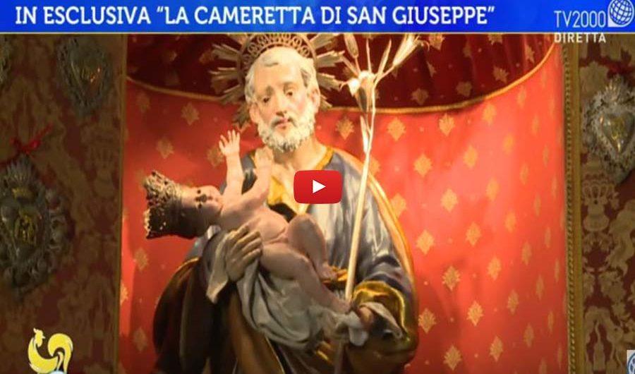 Santa Maria di Licodia. San Giuseppe protagonista di uno speciale su TV2000