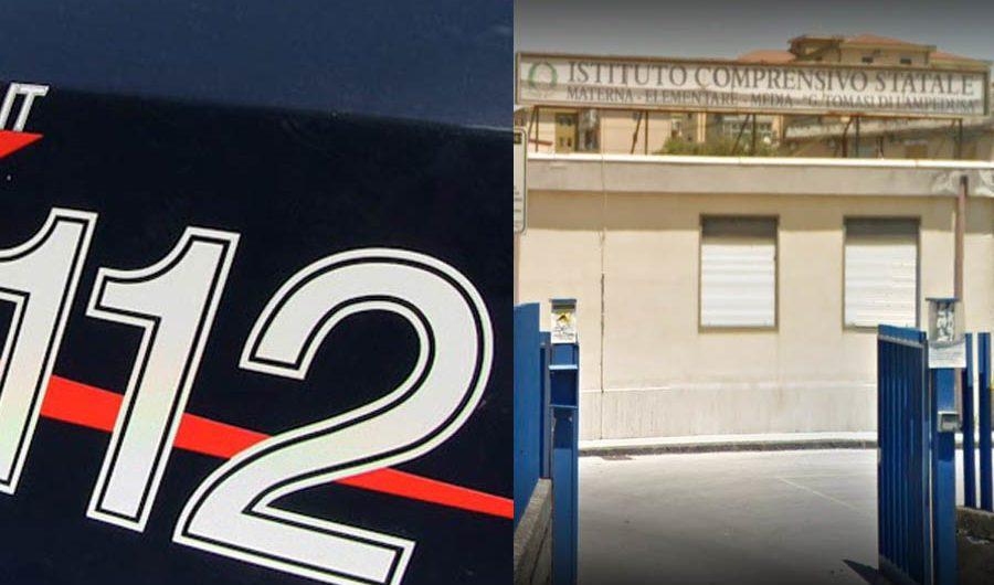 """Gravina di Catania. Cessato allarme alla scuola """"Tomasi di Lampedusa"""", dopo la chiusura per una persona armata all'esterno dei locali"""