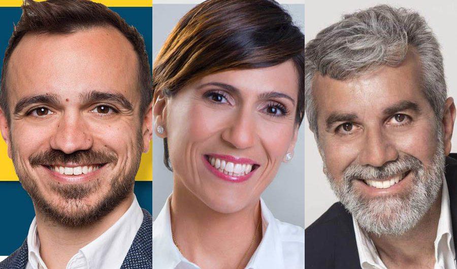 Acicastello elezioni comunali: domenica la sfida per la sindacatura fra Antonio Bonaccorso, Ezia Carbone e Carmelo Scandurra