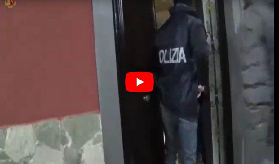 Catania. Traffico di droga: 21 arresti
