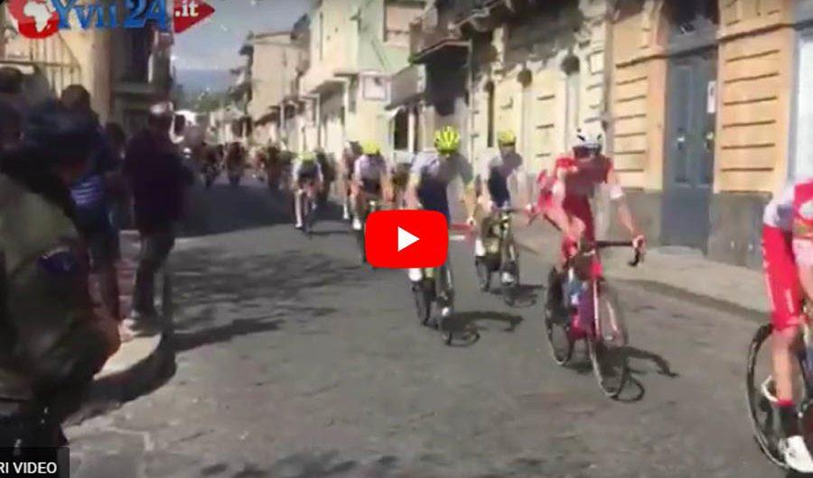 """Ciclismo. Brandon McNulty vince il """"Giro di Sicilia"""""""