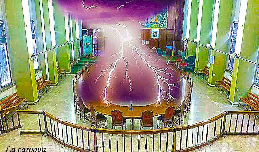 Adrano. Mafia e politica: nuova tempesta giudiziaria sul Consiglio comunale?