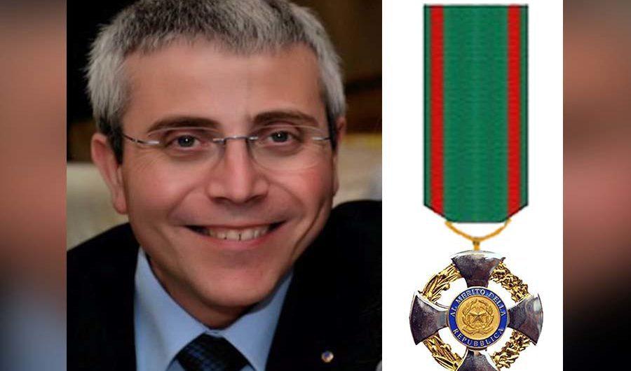 """Misericordie. Alfredo Distefano nominato Cavaliere dell'Ordine """"Al merito della Repubblica Italiana"""""""