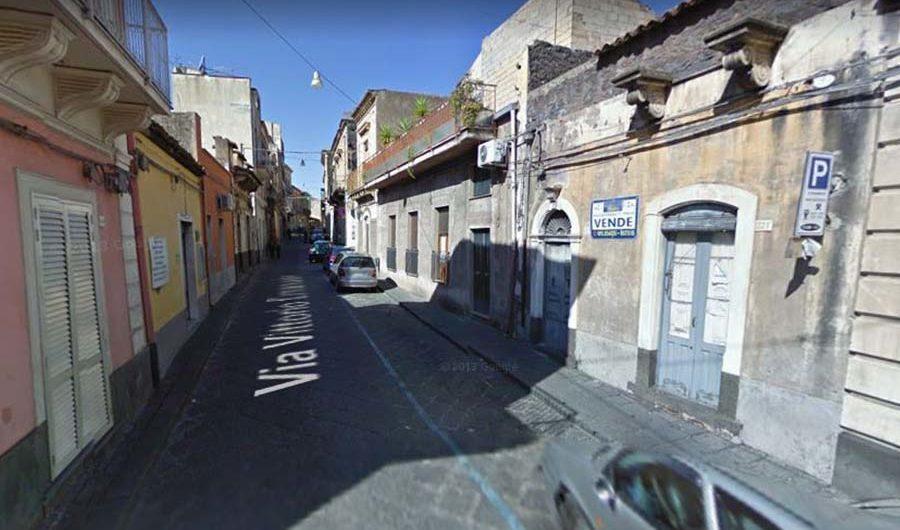 Santa Maria di Licodia. Da lunedì chiuso tratto di via Vittorio Emanuele