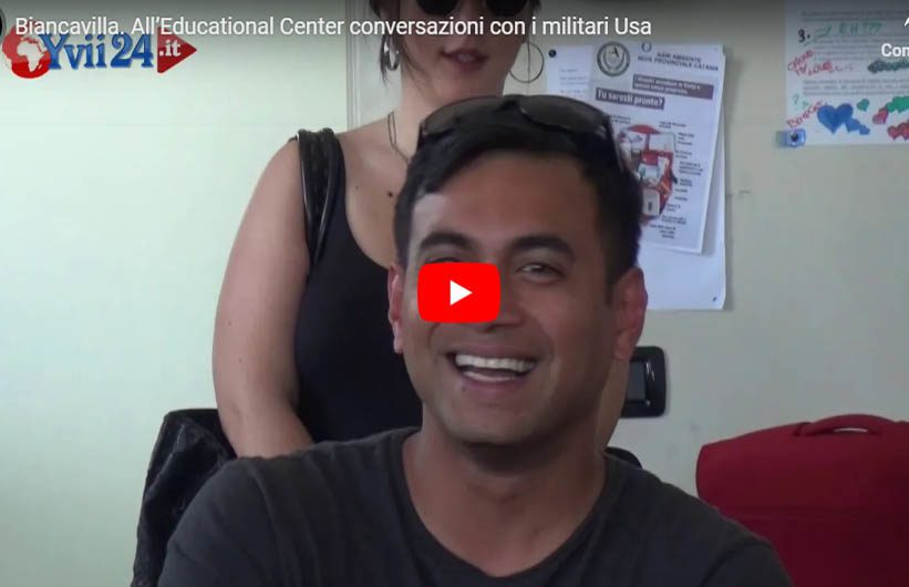 "Biancavilla. All'Educational Center conversazioni ""americane"""