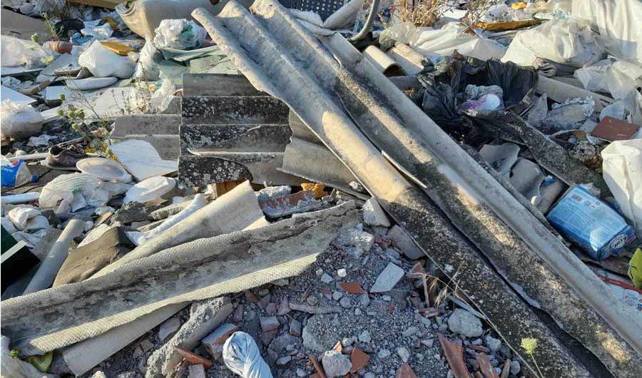 Paternò. Arpa ordina: «Ripulire area a sud della Collina storica dai rifiuti»