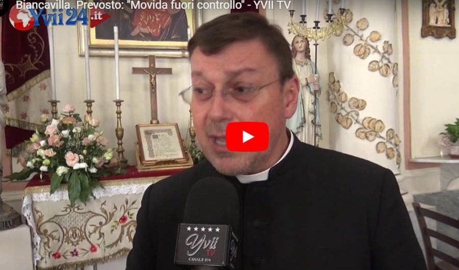 Biancavilla. Movida, intervista al prevosto Salerno: «Servono le regole»