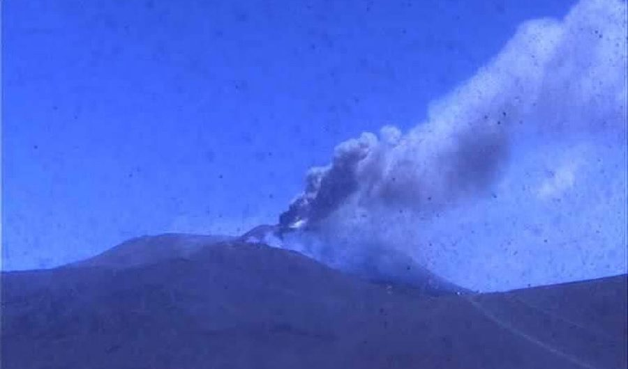Etna. Attività vulcanica alla base del nuovo sud-est