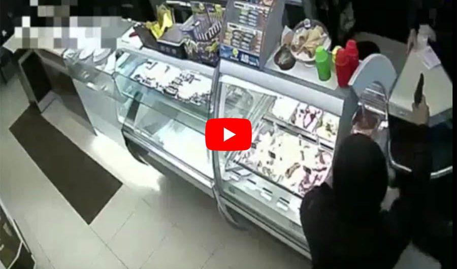 Adrano, quattro arresti per rapine a un bar e a un rifornimento (VIDEO RAPINA)