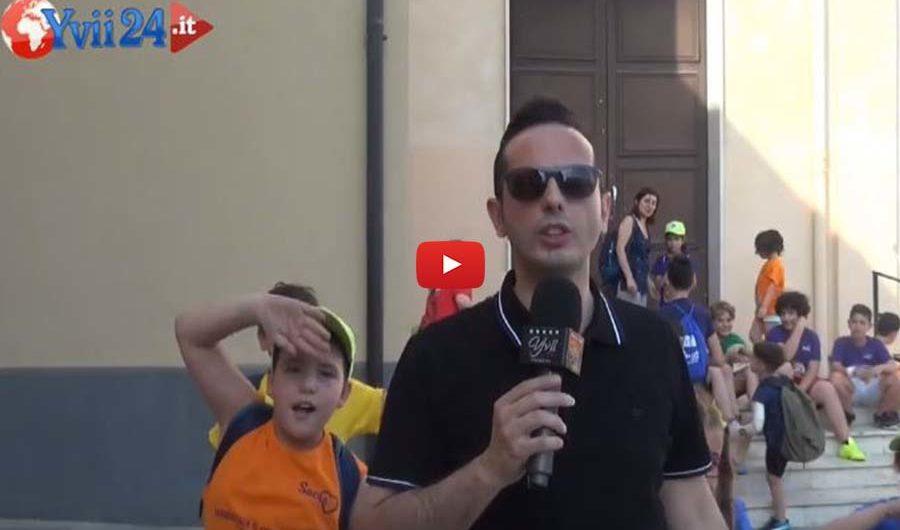 """Biancavilla. 500 ragazzi al grest del """"Sacro Cuore"""""""