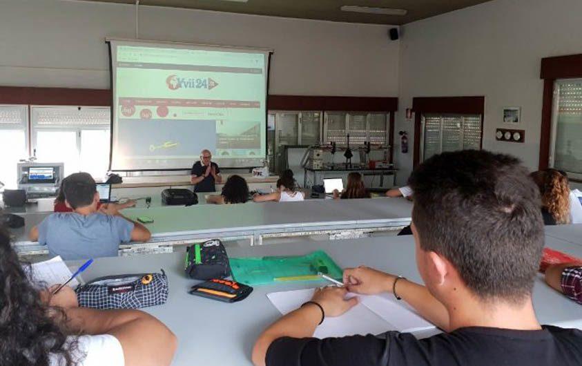 """Giornalismo. Yvii24 alla """"Summer school"""" dell'agenzia Dire"""