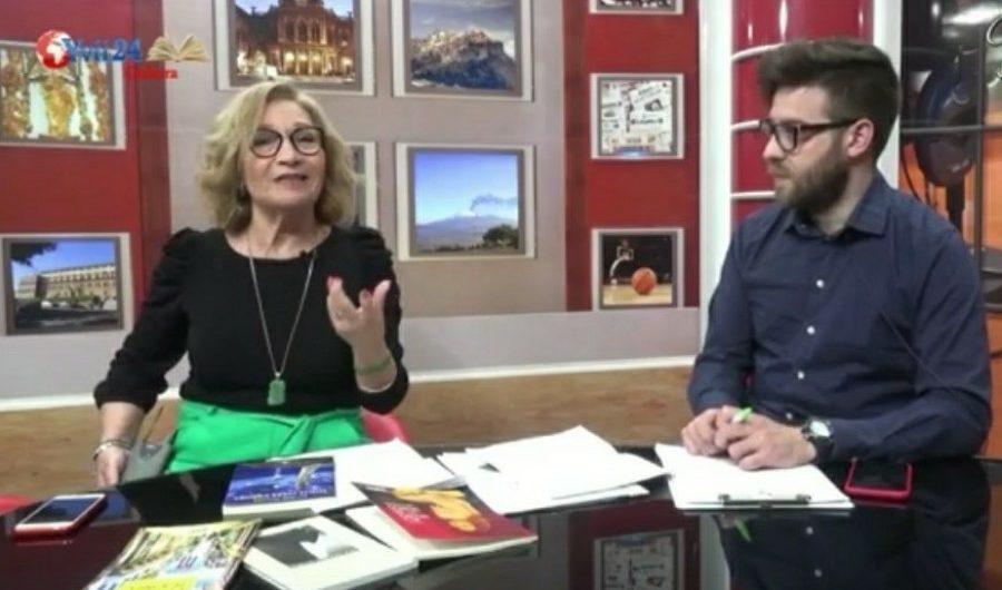 Yvii24 Cultura. Ospite Carmen Toscano