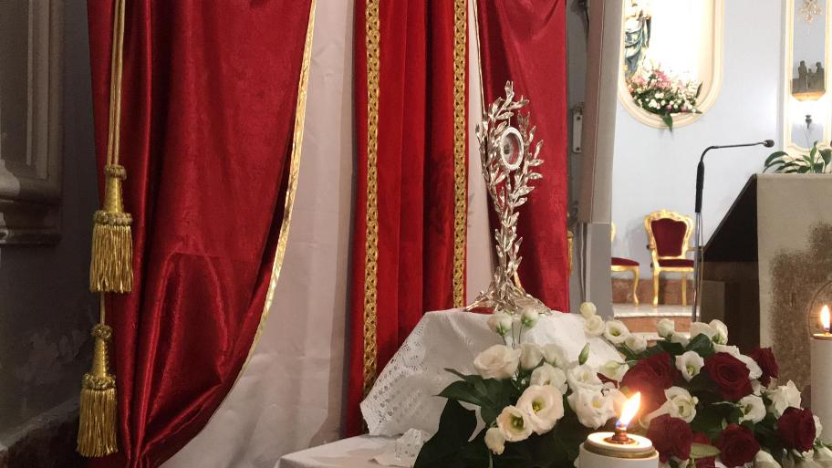 Belpasso. La comunità ecclesiale accoglie le reliquie del Beato Pino Puglisi