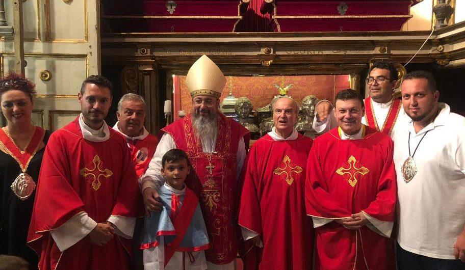 """Messina. Il circolo biancavillese """"San Placido"""" in visita nei luoghi del martire benedettino"""