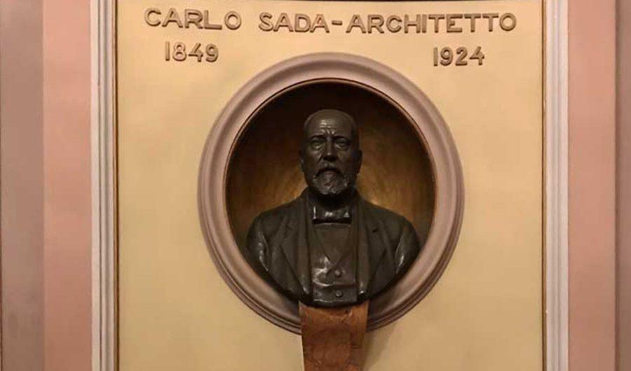 Carlo Sada, l'architetto milanese che amò la Sicilia