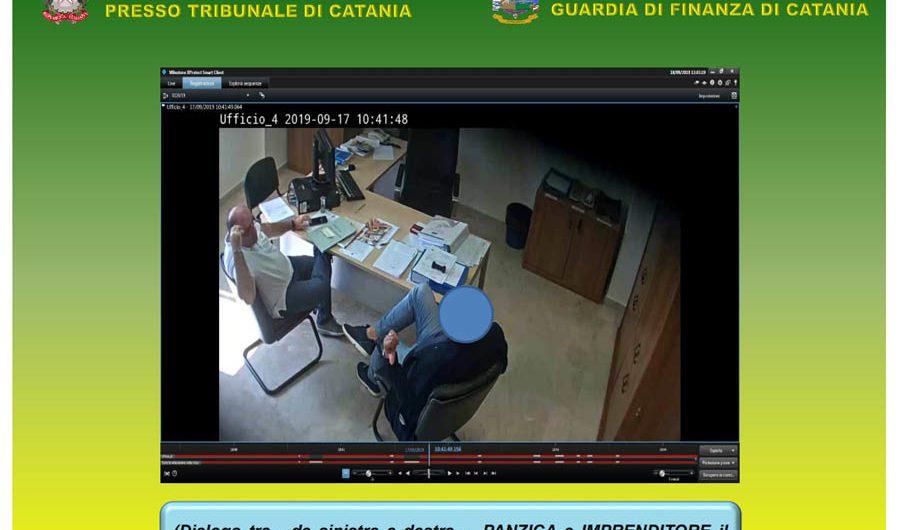 Corruzione: arrestati tre dipendenti dell'ANAS di Catania