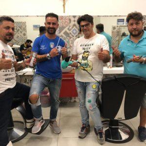"""Parigi. Cinque catanesi al campionato mondiale di """"Barber"""" con la nazionale italiana"""