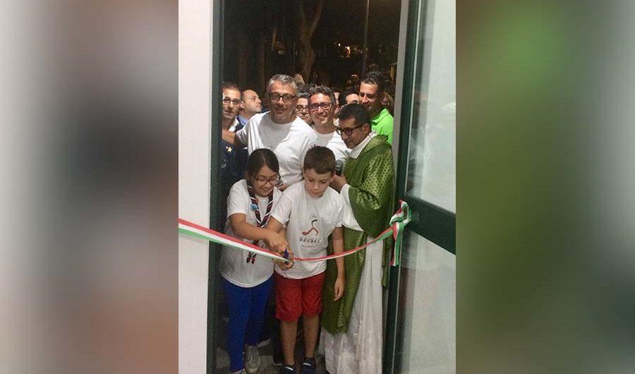 Belpasso. Inaugurato distaccamento della Polizia Municipale a Borrello