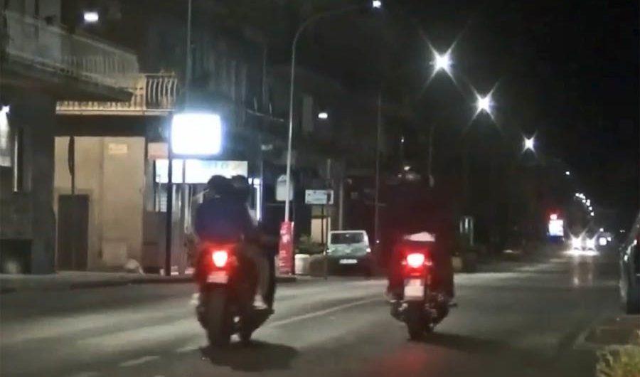 """""""Dillo a Yvii24"""". Biancavilla, motodromo """"Viale dei Fiori"""""""