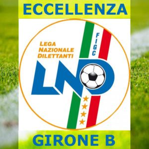Calcio. Eccellenza – Classifica girone B