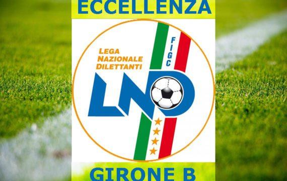 Calcio. Eccellenza girone B – Programma prima giornata