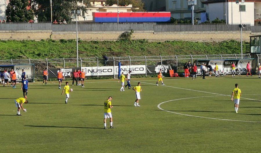 Calcio. Serie D girone I – Programma nona giornata