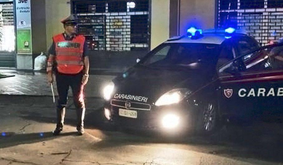 Paternò. Servizio anticrimine dei Carabinieri: due denunciati