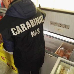 Catania. Il Nas mette i sigilli alla mensa dei Vigili del Fuoco