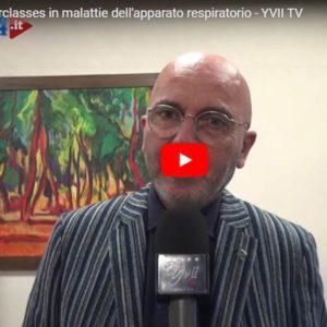 Catania. Overclasses in malattie dell'apparato respiratorio