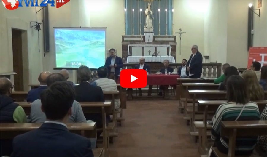 """""""I templari e l'ordine monastico di Santa Maria della Valle di Josaphat"""" a Paternò"""