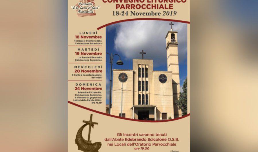 """Bincavilla. Da lunedì al """"Sacro Cuore"""" il convegno liturgico prrocchiale"""