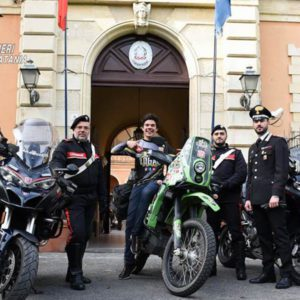 Catania. Ritrovata la moto del biker messicano Bernardo Logar