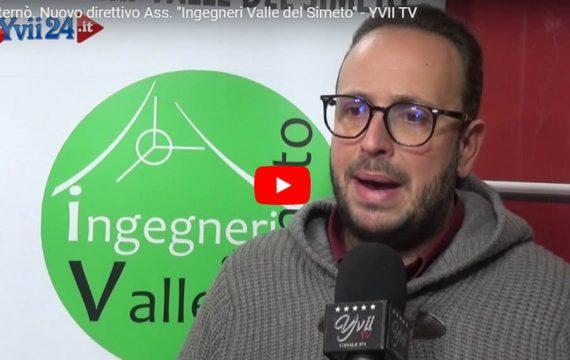 """Paternó. Il nuovo direttivo dell'associazione """"Ingegneri Valle del Simeto"""""""