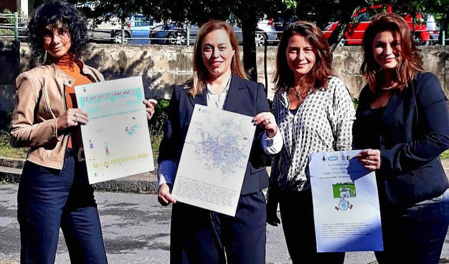 """Paternò. """"Le vie delle Fontanelle"""" al centro della """"Settimana europea per la riduzione dei rifiuti"""""""