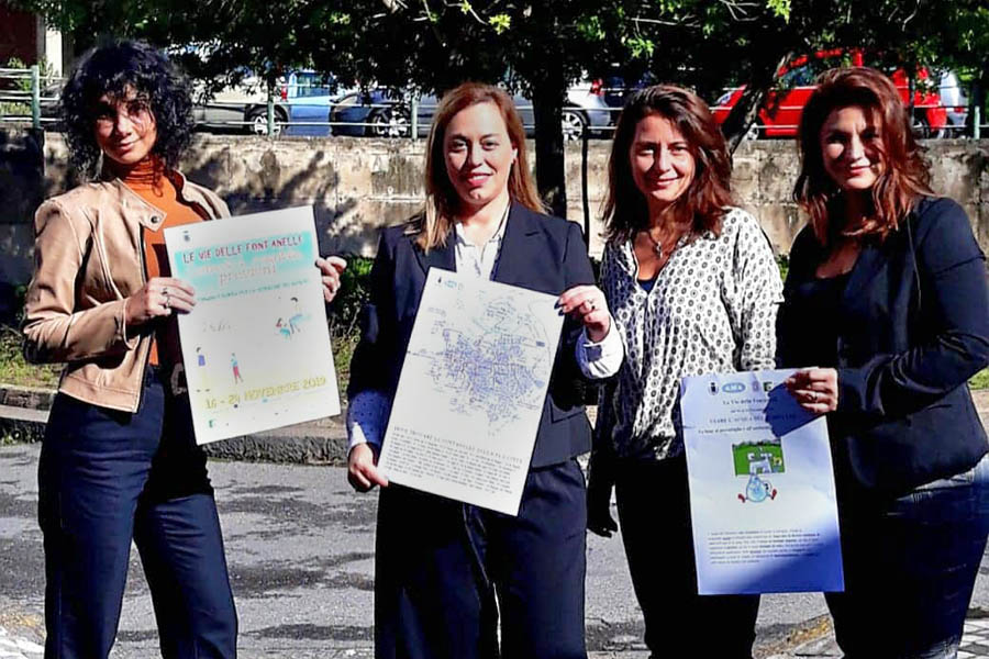 """Paternò. """"Le vie delle Fontanelle"""" al centro della """"Settimana europea per la riduzione dei rifiuti"""" - Yvii24.it"""